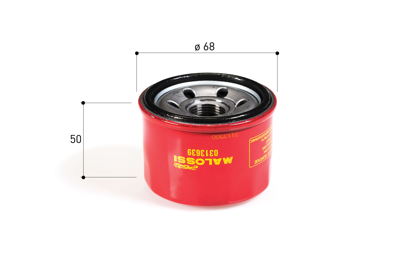RED CHILLI OIL FILTER oelfilter