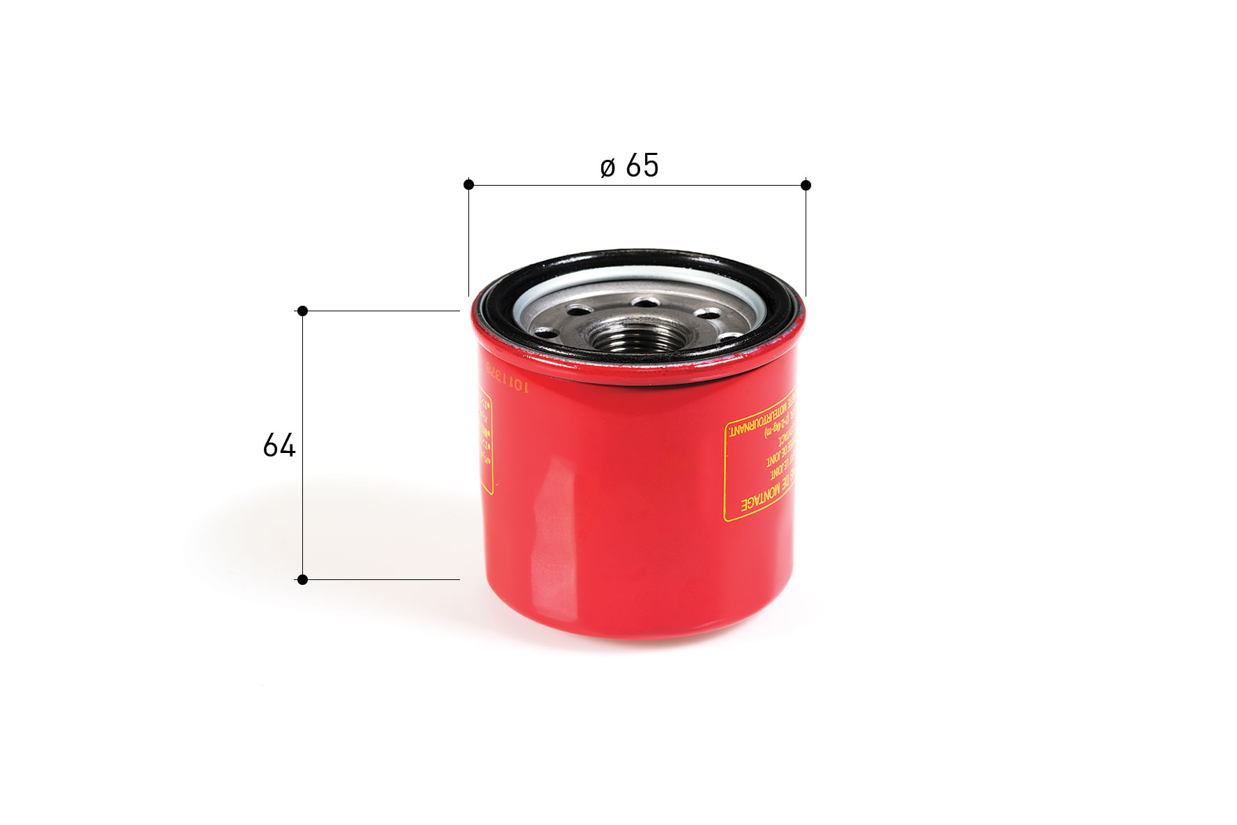 Filtro lubricante RED CHILLI OIL FILTER