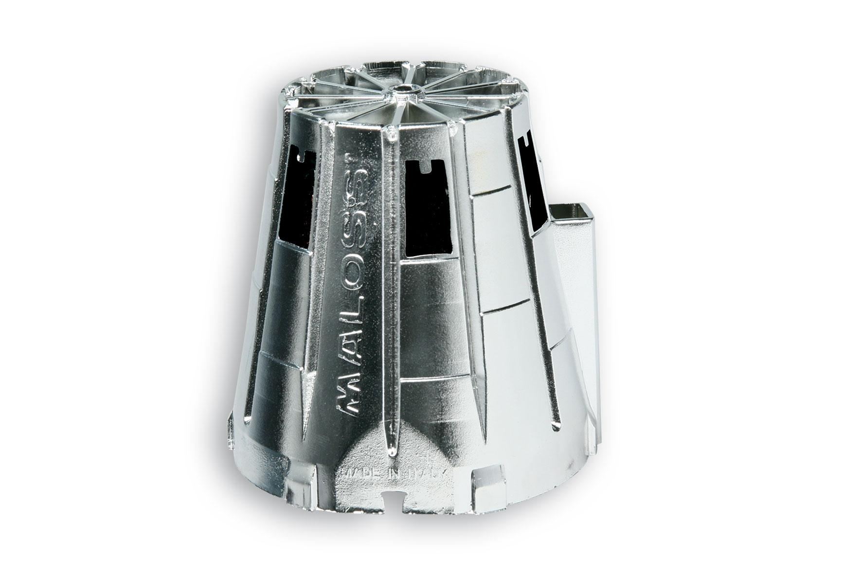 CHROME CAP for AIR FILTERS E5