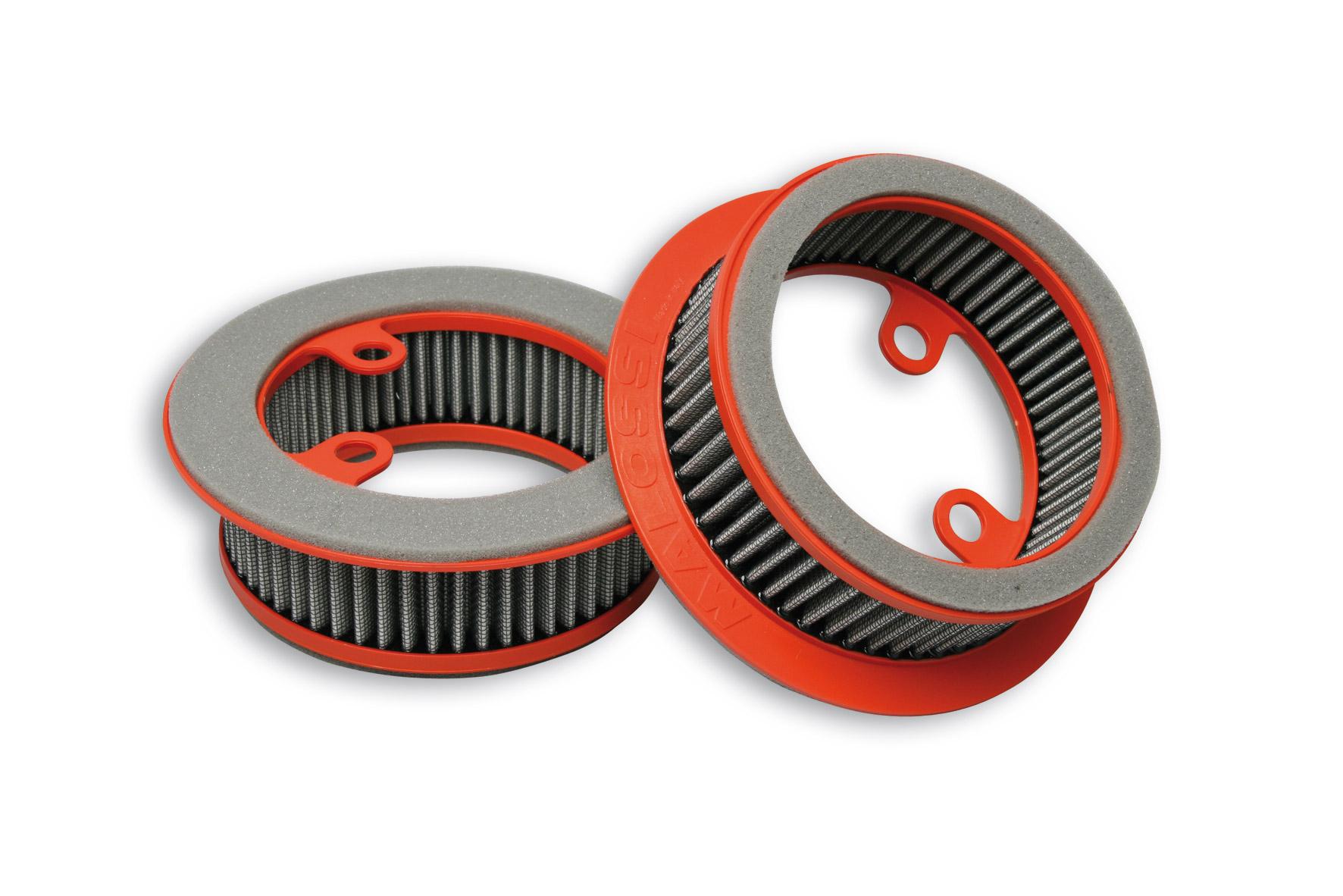 V FILTER right side variator air filter