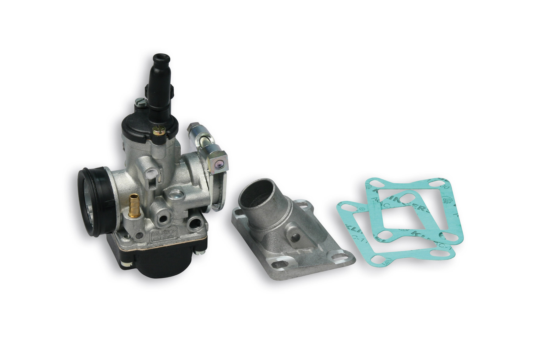 Impianto alimentazione PHBG 21 AS per Honda MB 5 - MT 5 - MTX 5 50cc