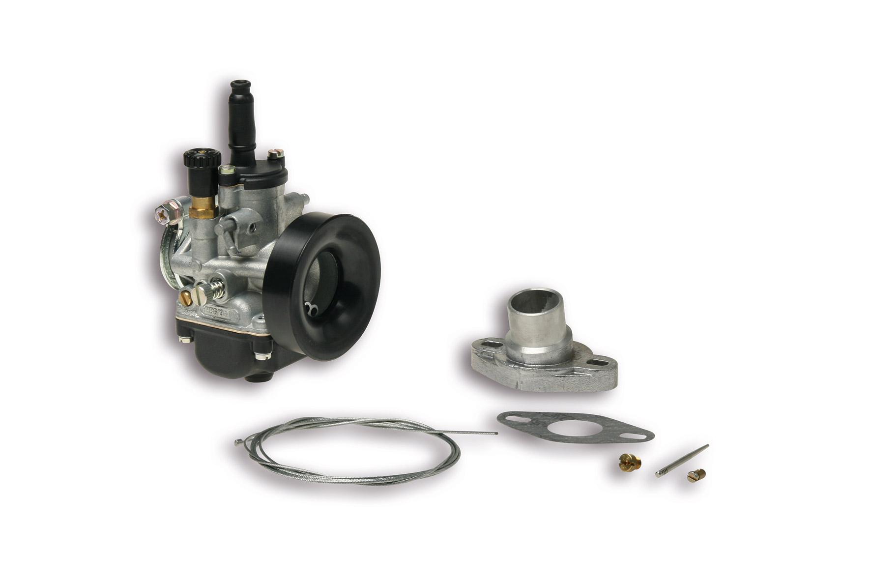 Impianto alimentazione PHBG 19,5 per Malaguti Fifty - Fifty Top - MDX LC 50 cc