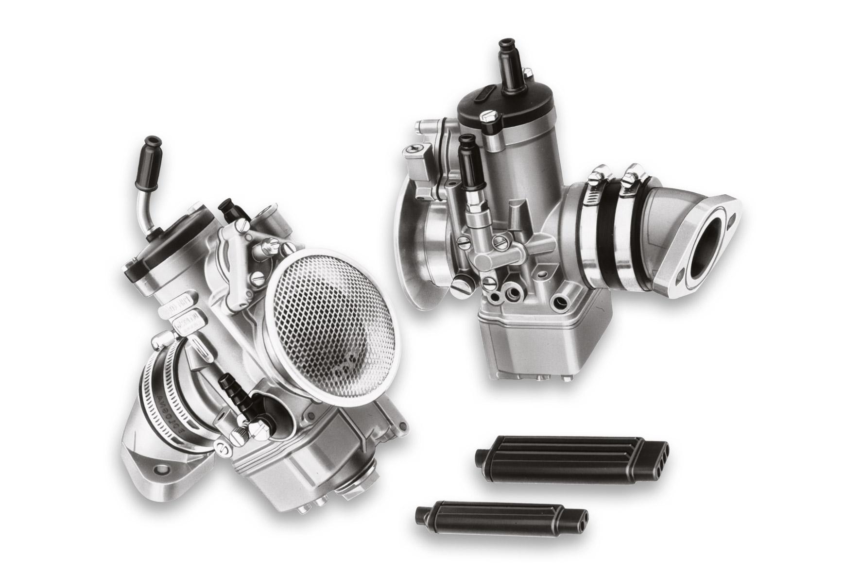 Impianto alimentazione PHM 42 per Ducati Pantah 600 cc - Pantah / SS 900 cc