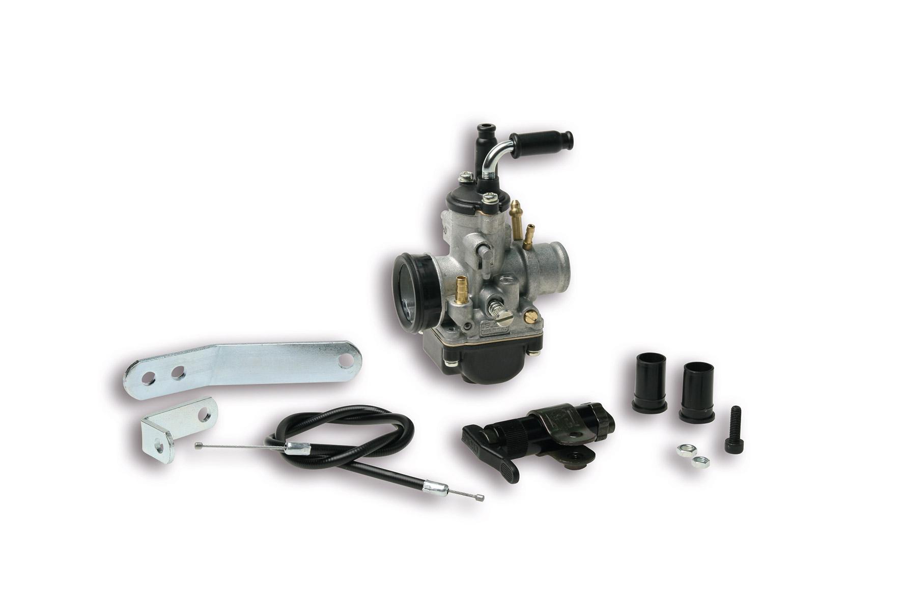 Impianto alimentazione PHBG 19 AS per Suzuki Street Magic 2T 50 cc
