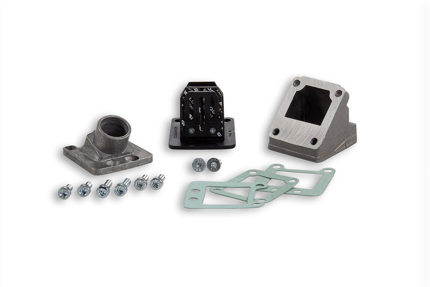INTAKE MANIFOLD KIT for Ø 21 OVERSIZE REED VALVE PEUG.103