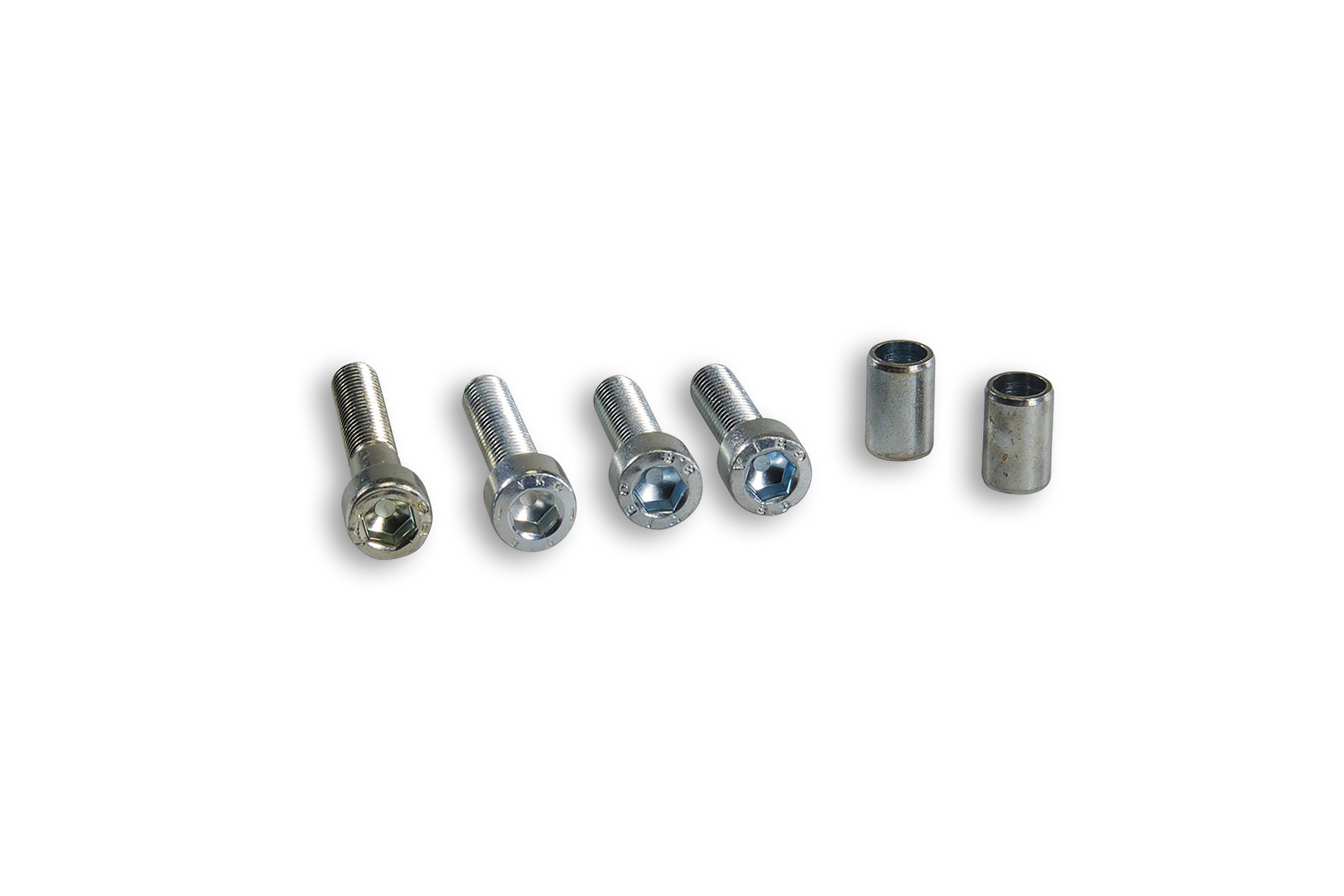 SCREWS/BUSHES KIT for HEAD FIX. MBK G2