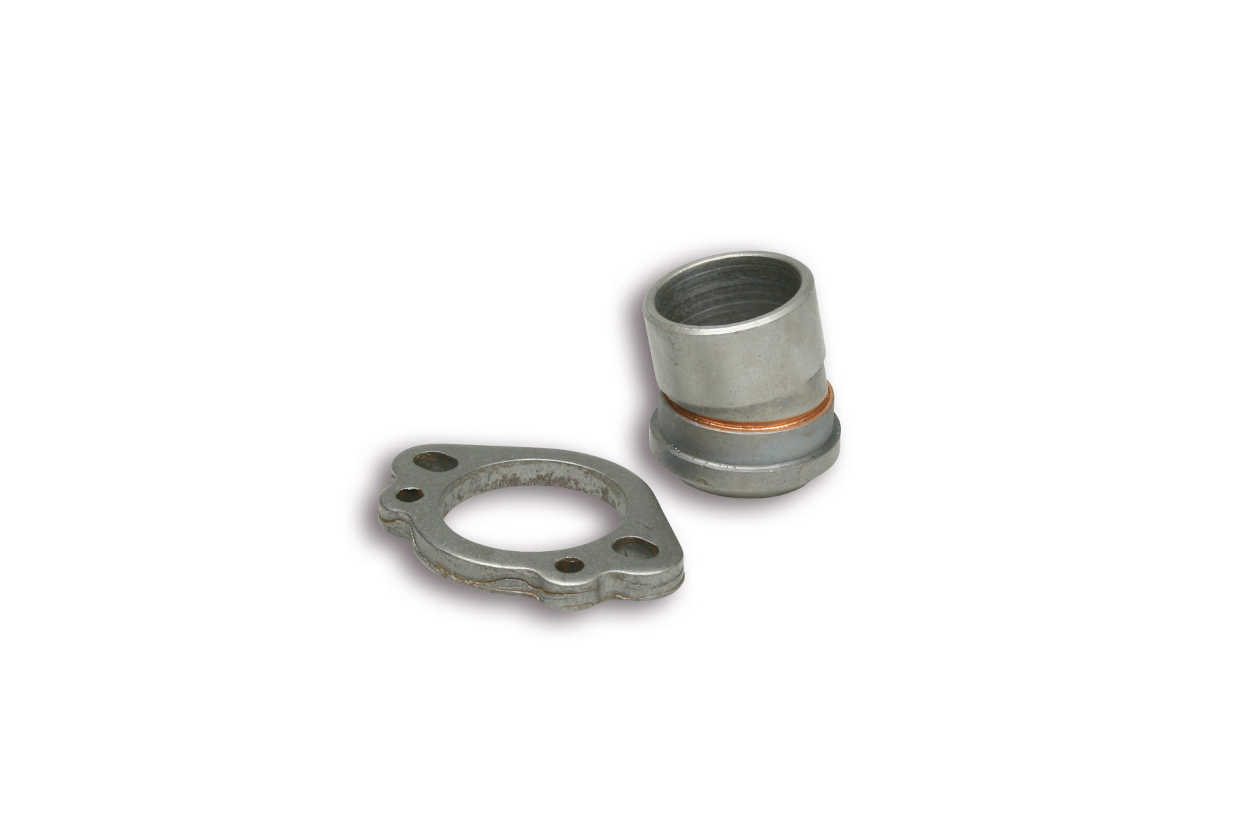 CONNECTION /FLANGE KIT for EXHAUST SYS.