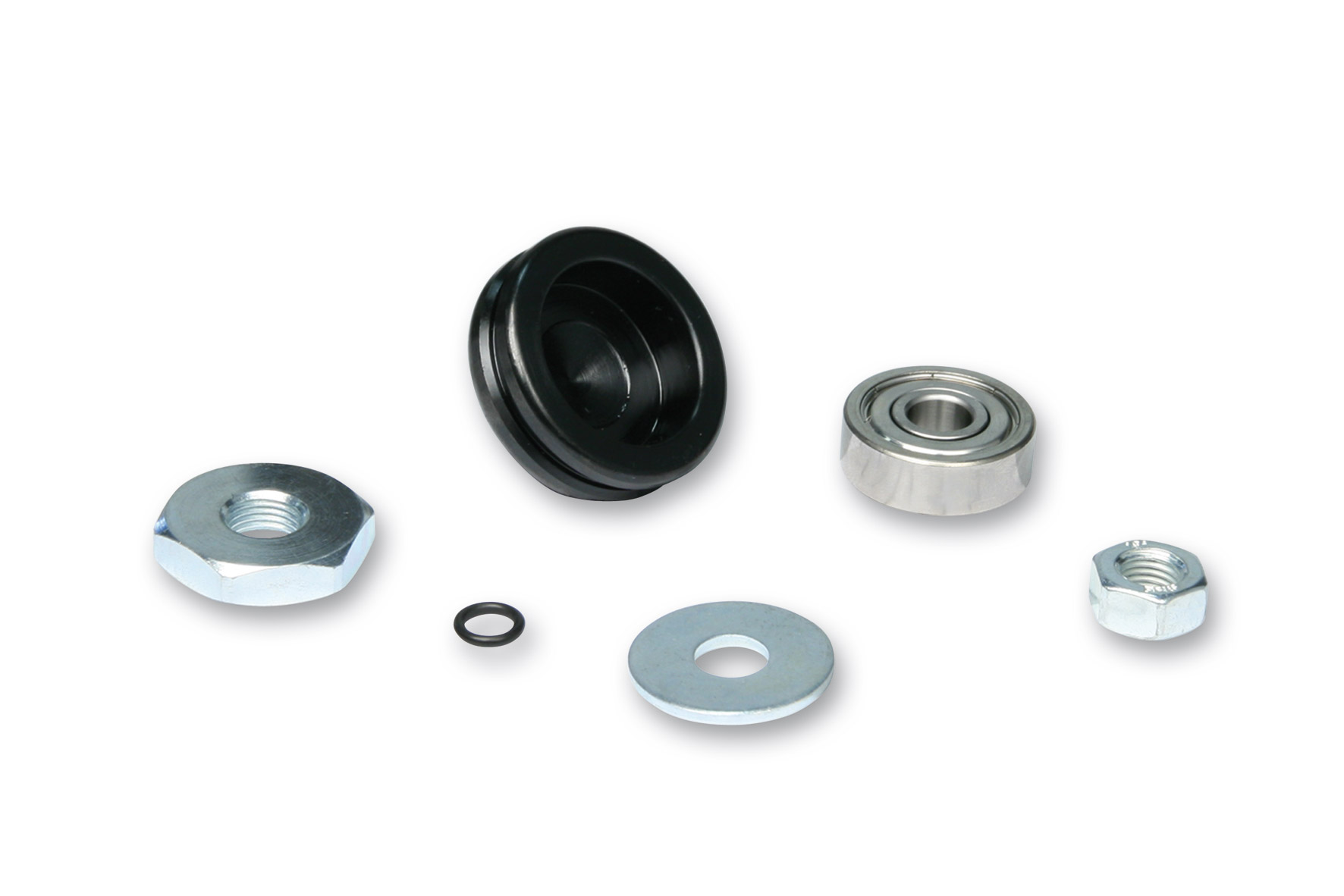 RADIAL ROL. BEARING/BOLTS KIT for PRIMARY GEARS (THIRD SUPPORT)