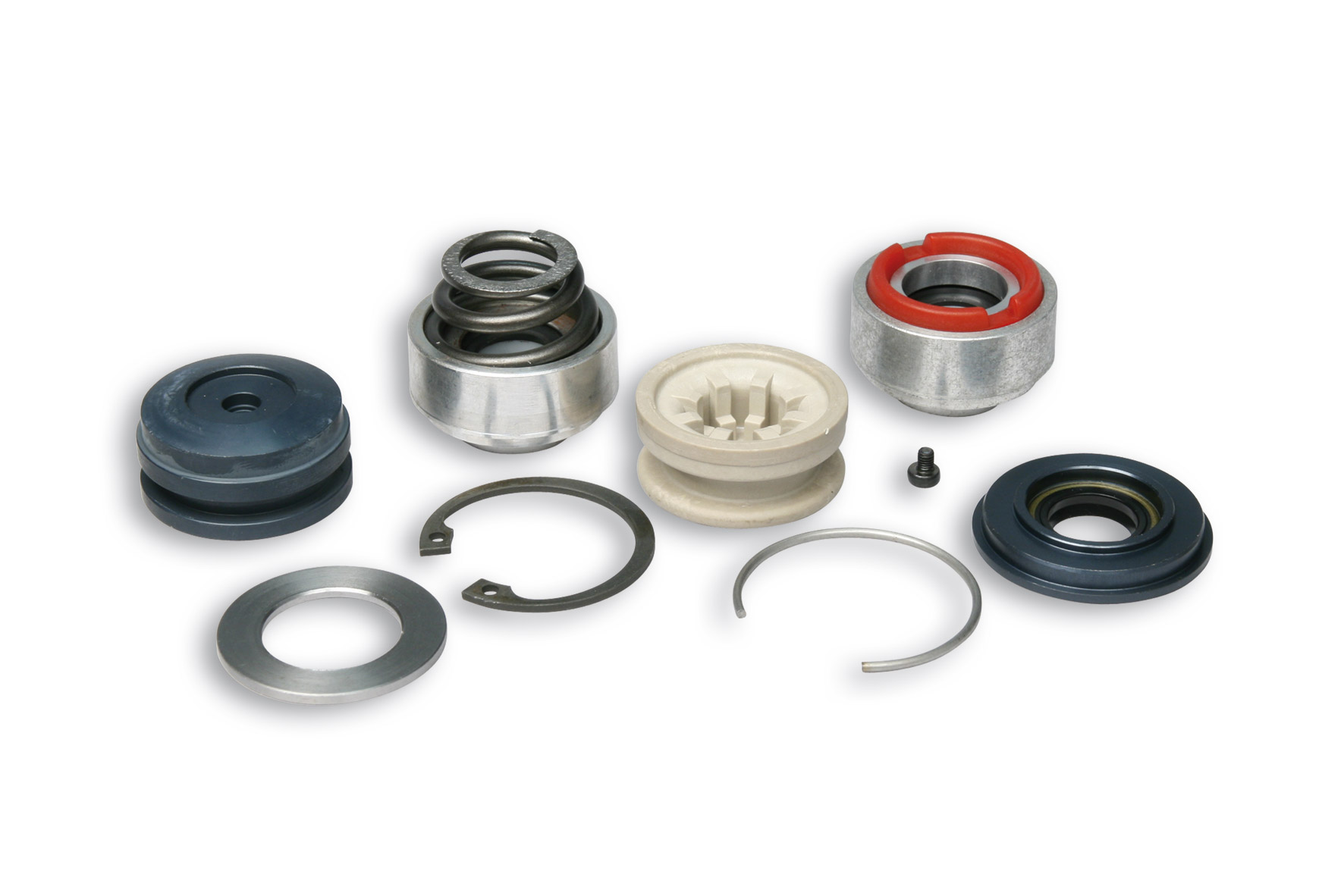 OVERHAUL KIT (with SLEEVES) for SHOCK ABSORBER