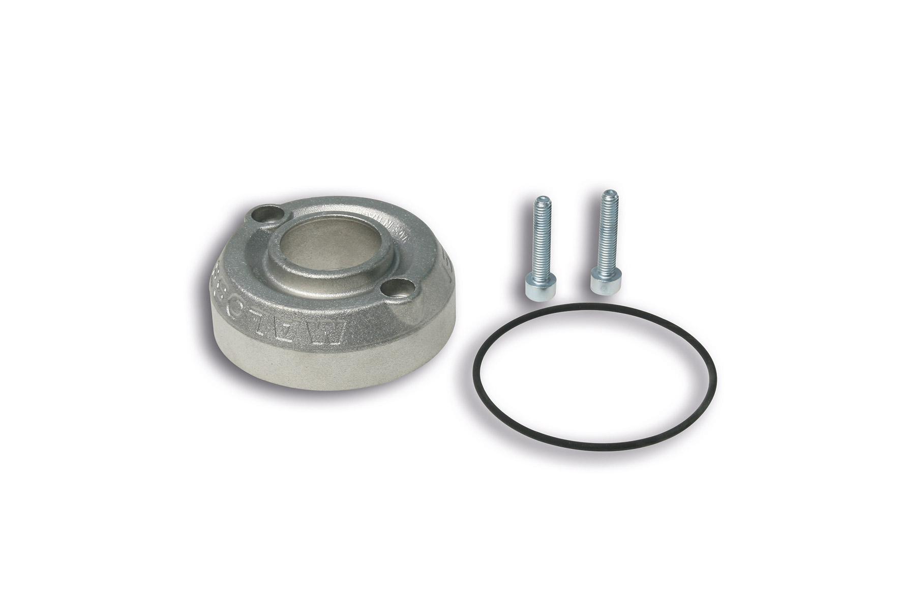 Fondello posteriore in alluminio