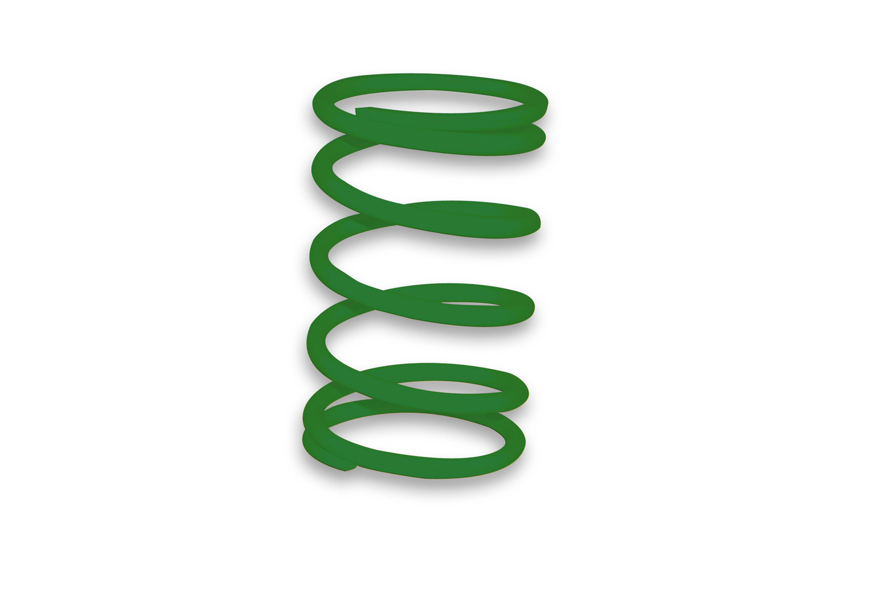 GREEN VARIATOR ADJUSTER SPRING ext.Ø 57,8x91mm thread Ø 3,9mm 4,9k