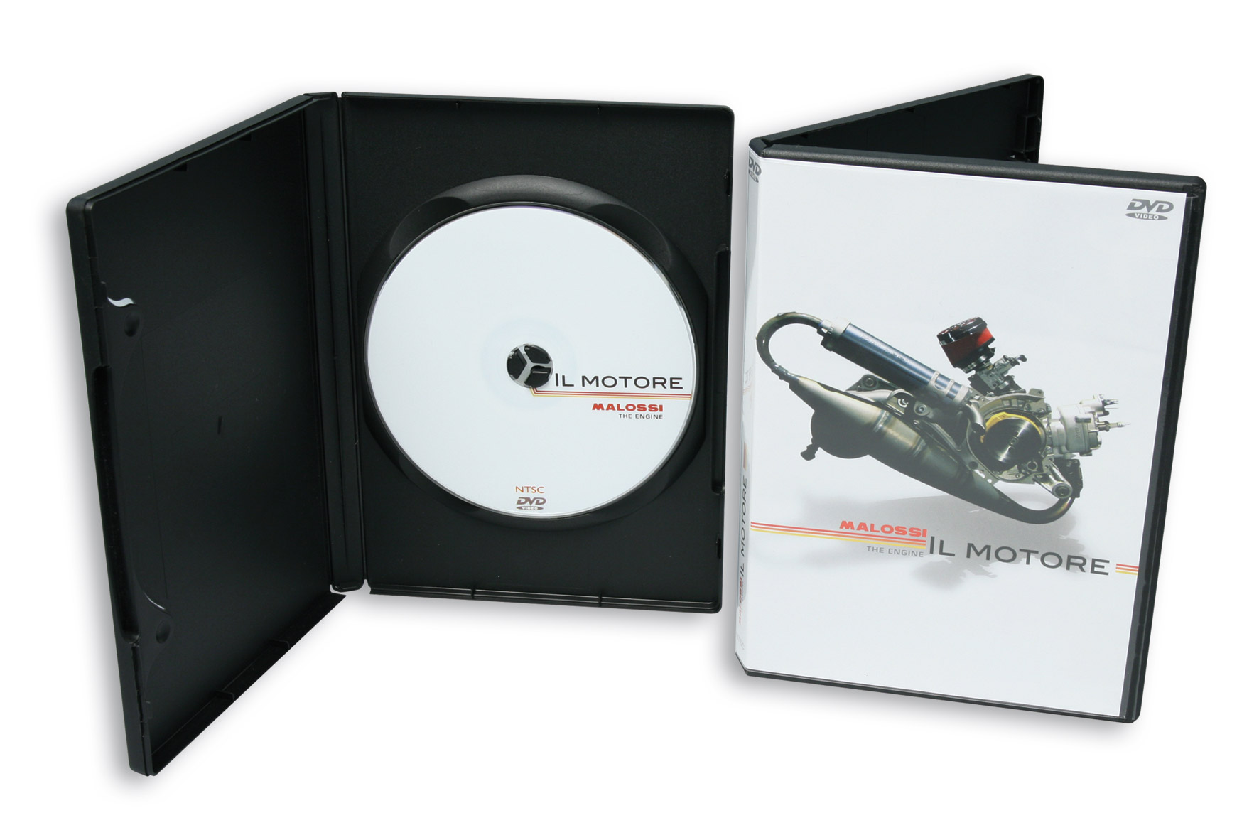 "MALOSSI DVD "" the engine "" - NTSC vers."