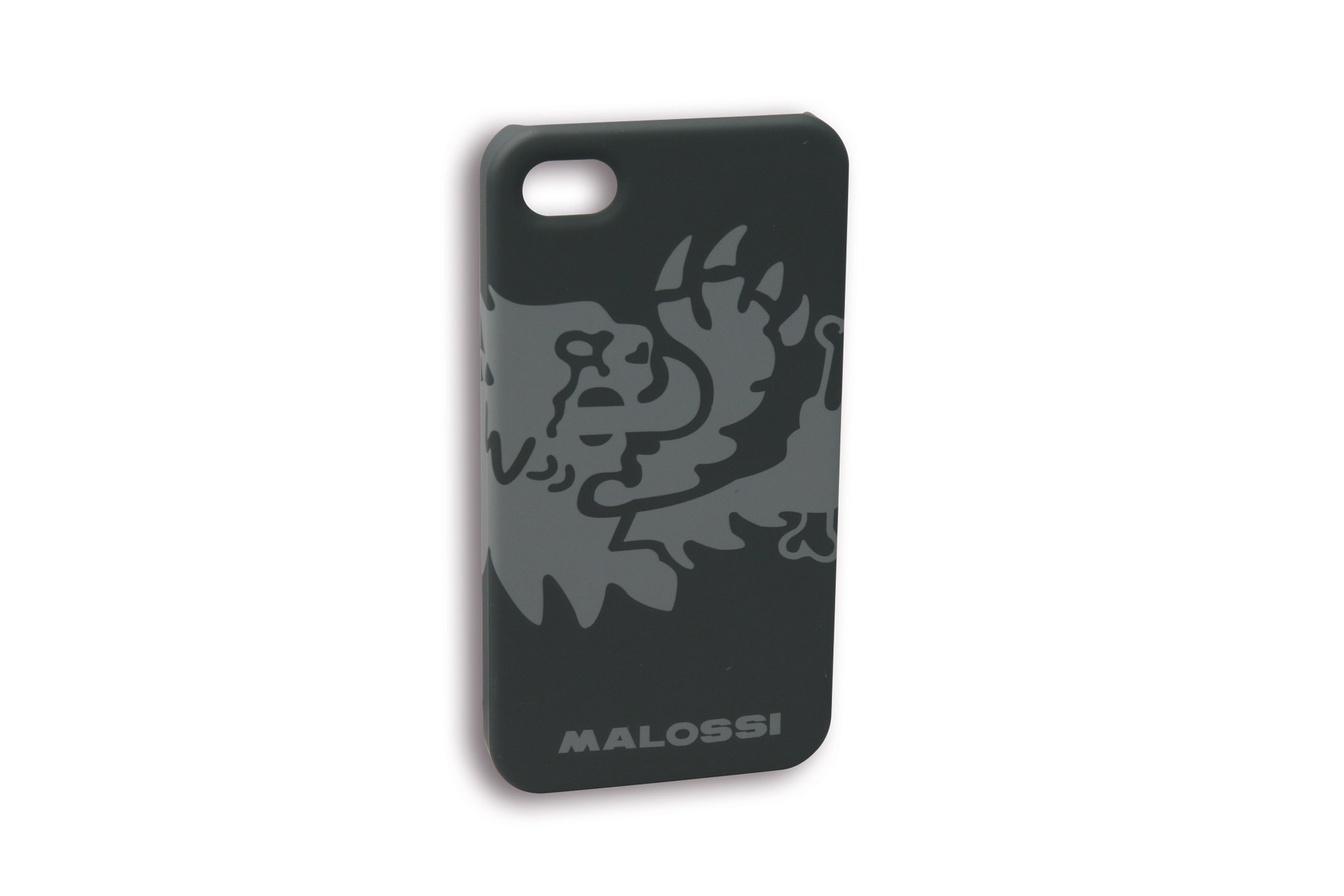 COVER LION Malossi for iPhone 4-4S BLACK