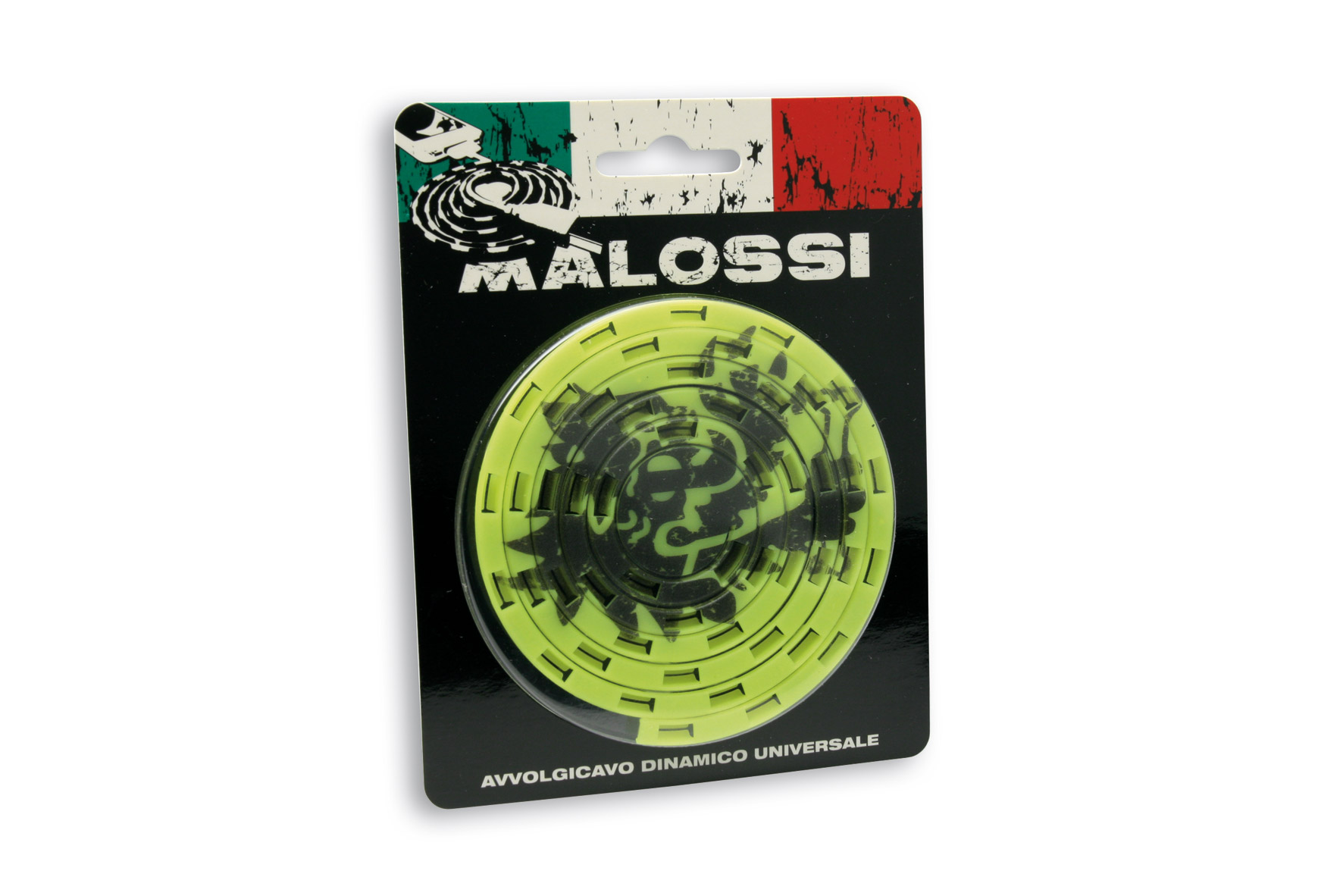 Malossi YELLOW CABLE ORGANIZER for cables Ø 1,5>3 mm