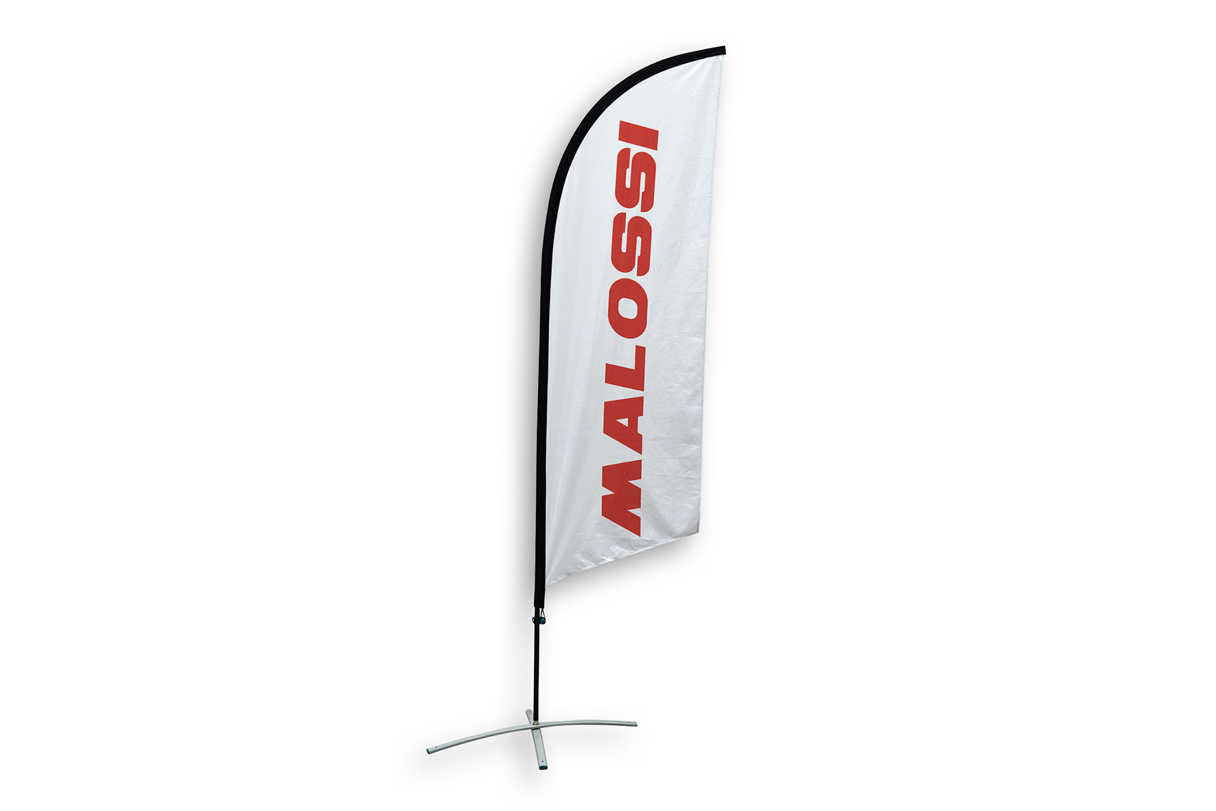MALOSSI GROUND FLAG BANNER 2,80 m x 60 cm