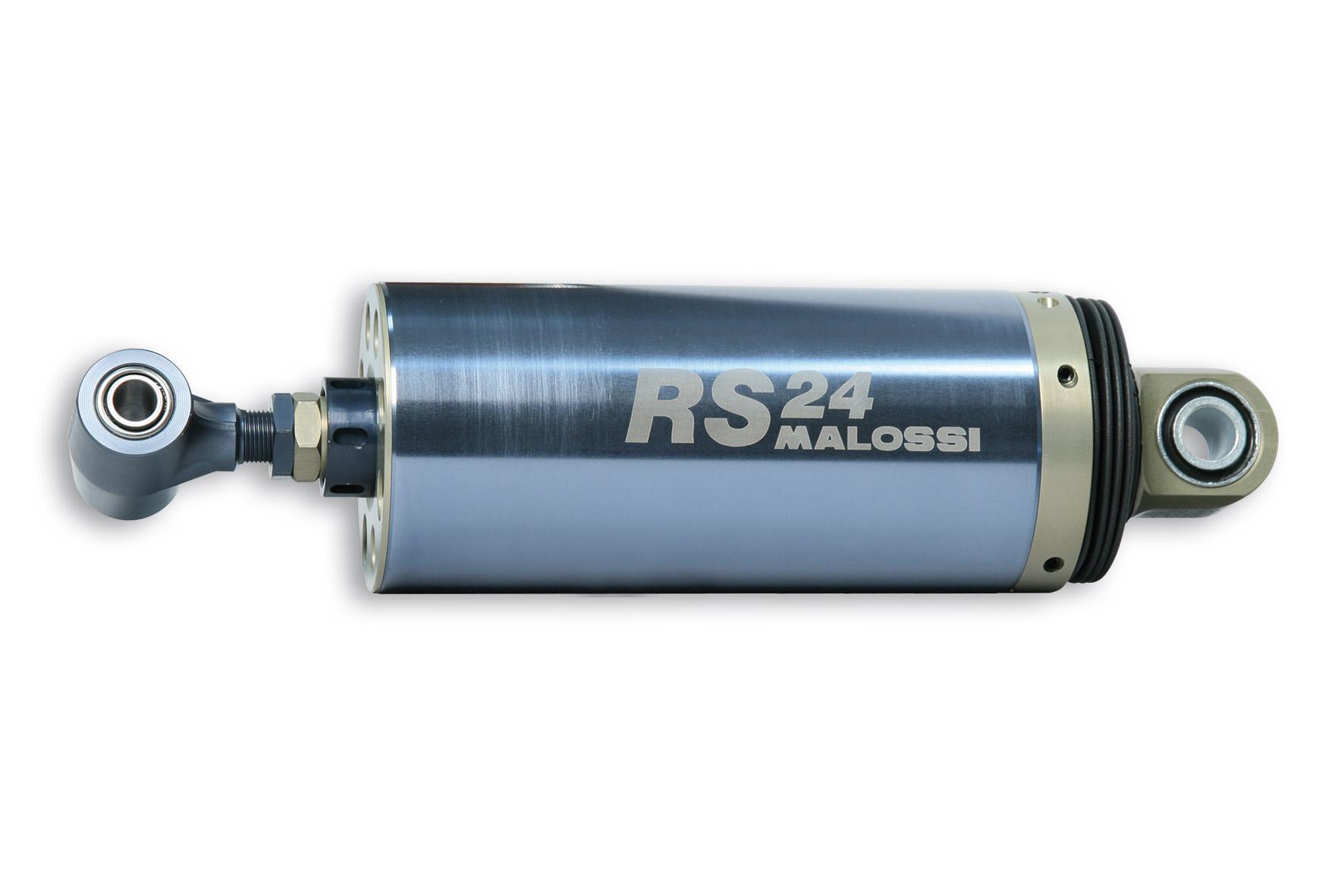 Ammortizzatore posteriore RS24, interasse 316 mm