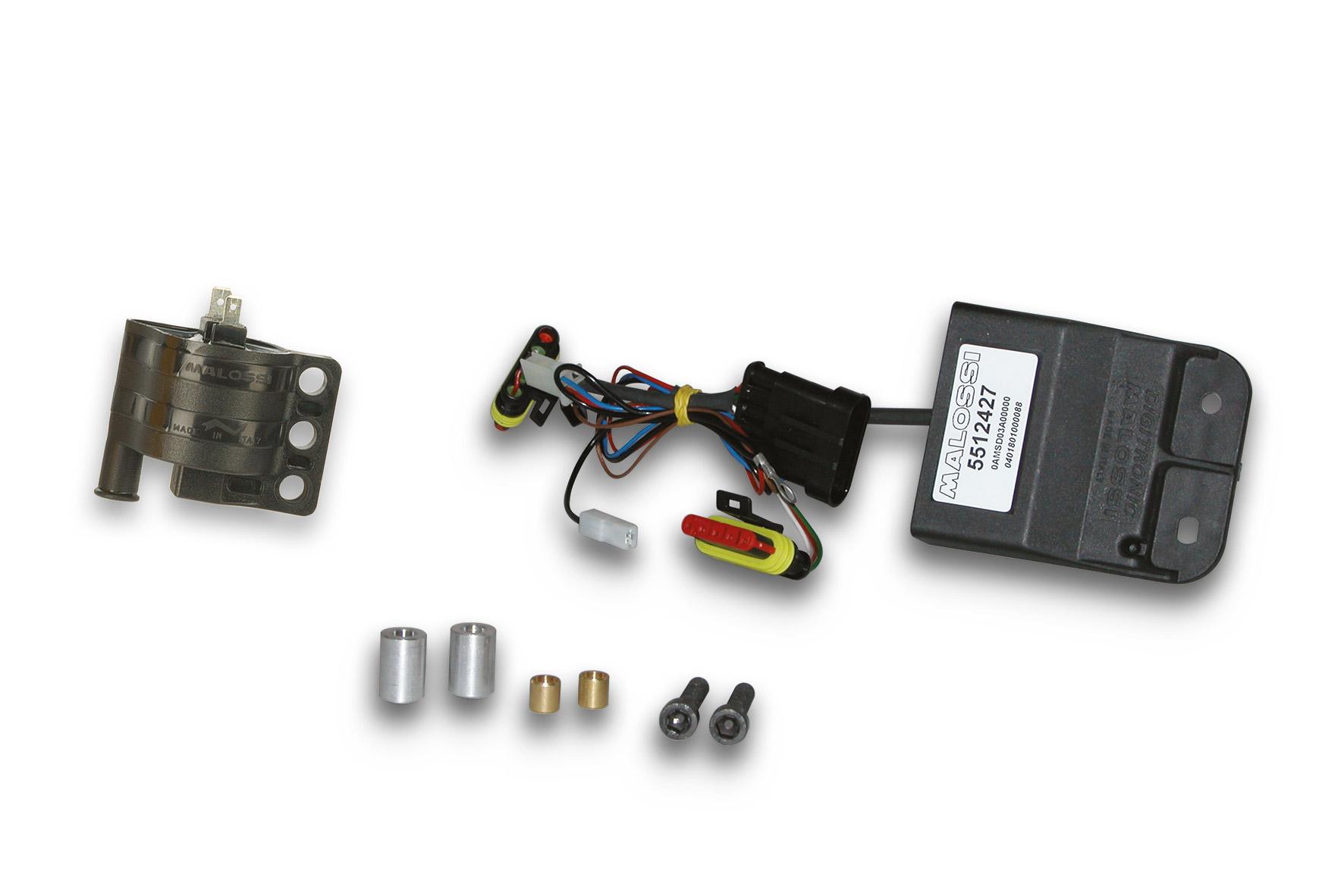 Centralina elettronica digitale DIGITRONIC completa di bobina