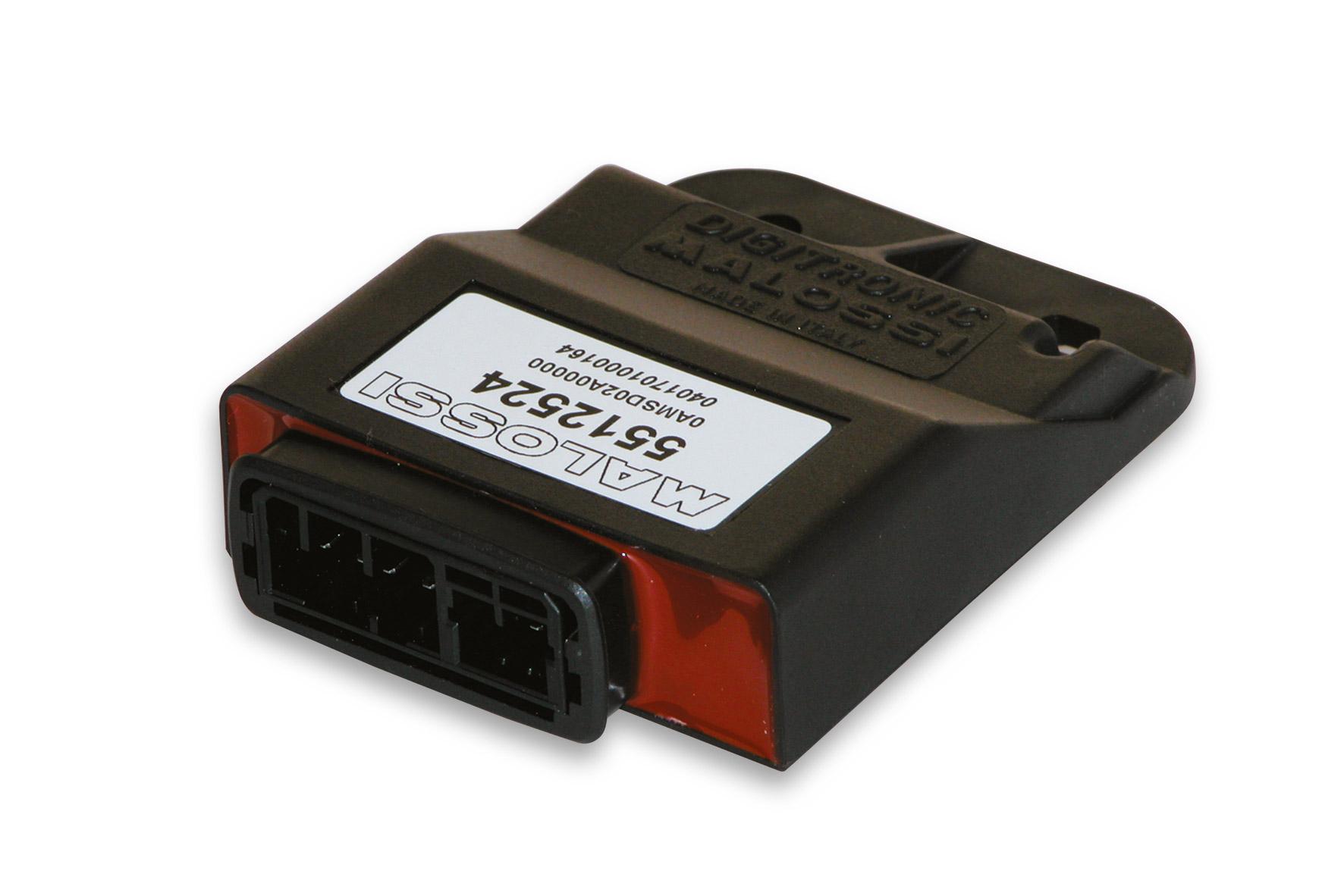 Centralina elettronica digitale DIGITRONIC per veicoli senza immobilizer