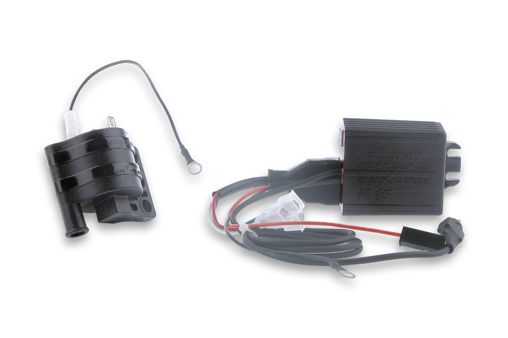Centralina elettronica TC UNIT RPM CONTROL K15 completa di bobina