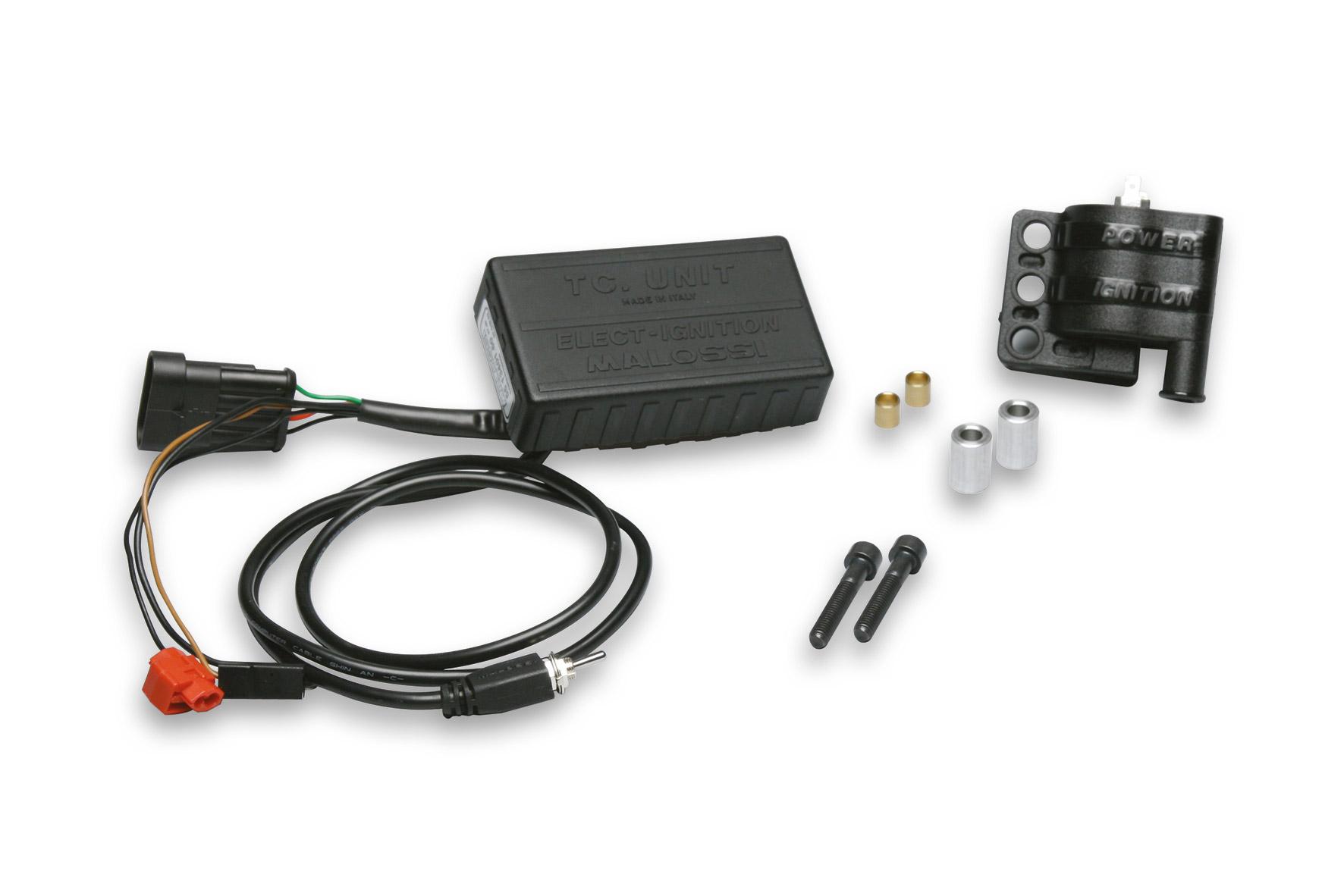 Centralina elettronica TC UNIT RPM CONTROL
