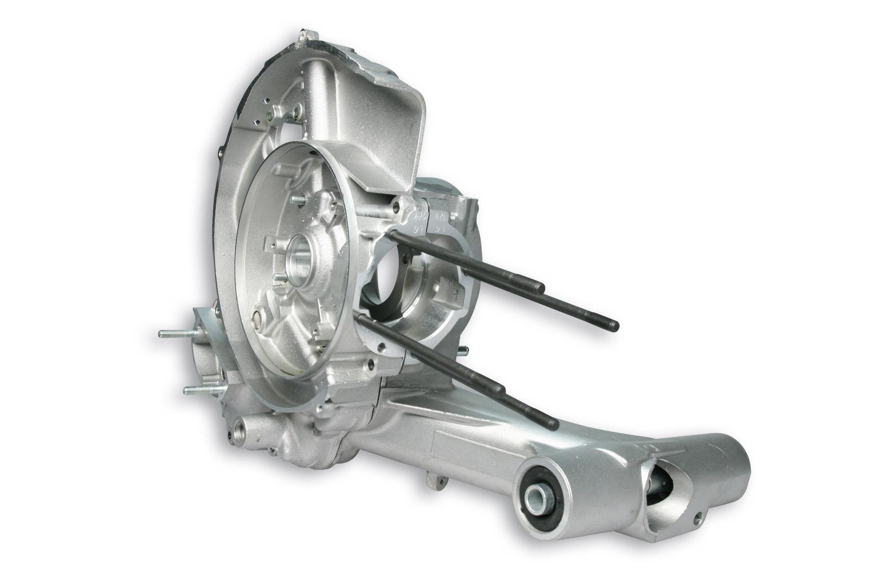 Carter motore completo originale Piaggio per Vespa PX E 2T 200 cc