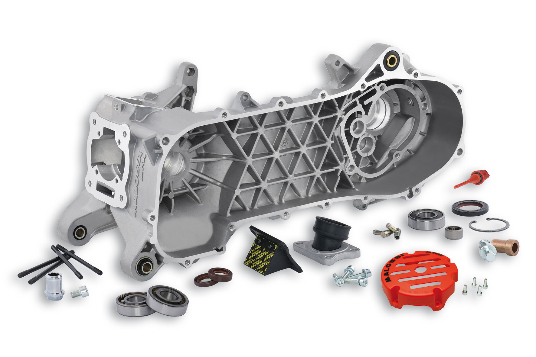 Carter motore completo MHR C - one (per motore PIAGGIO)