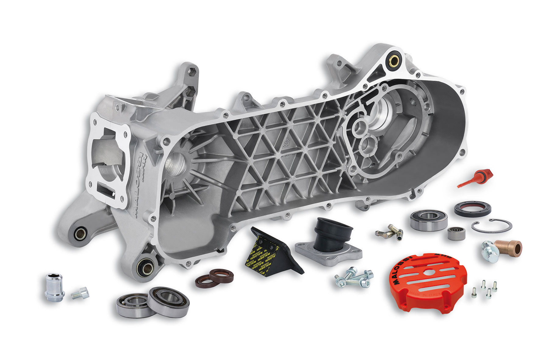 Carter motore completo MHR RC - one (per motore PIAGGIO)