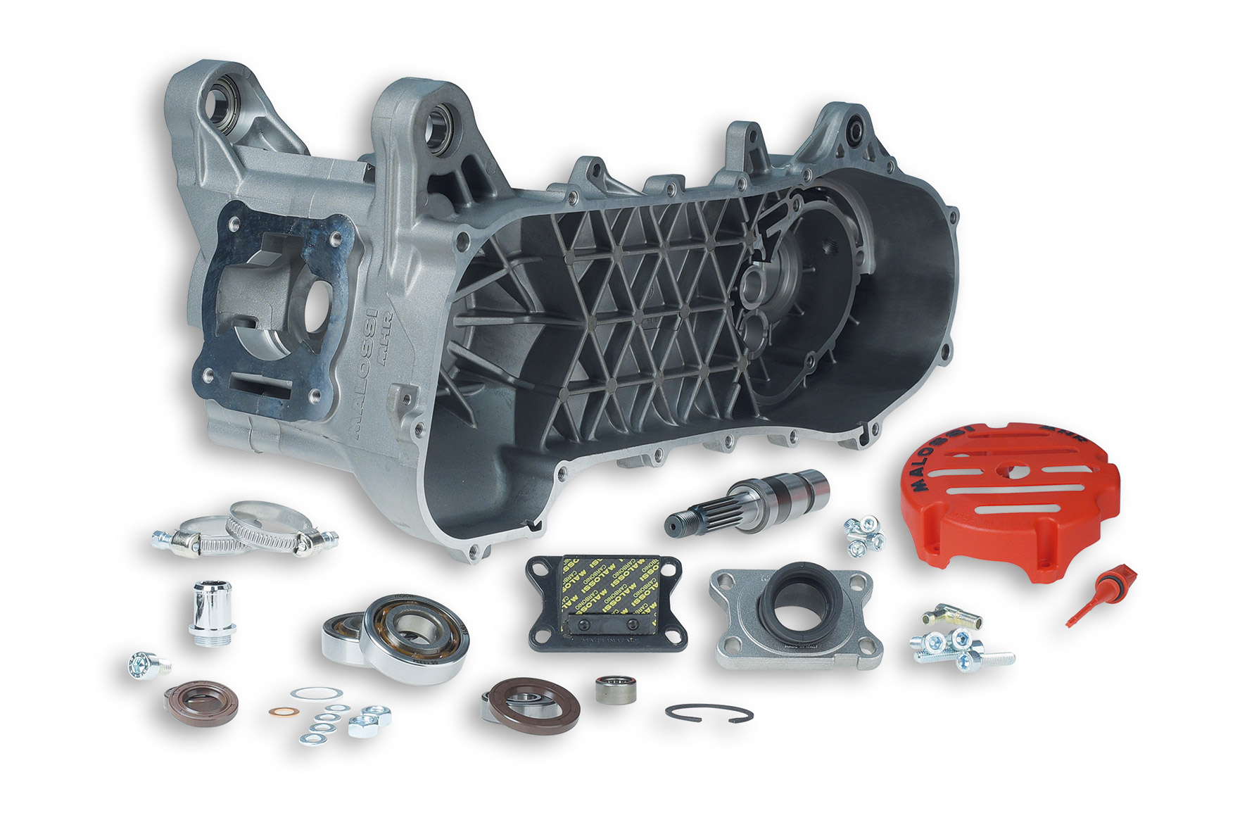 Carter motore completo MHR RC - one (per motore YAMAHA)