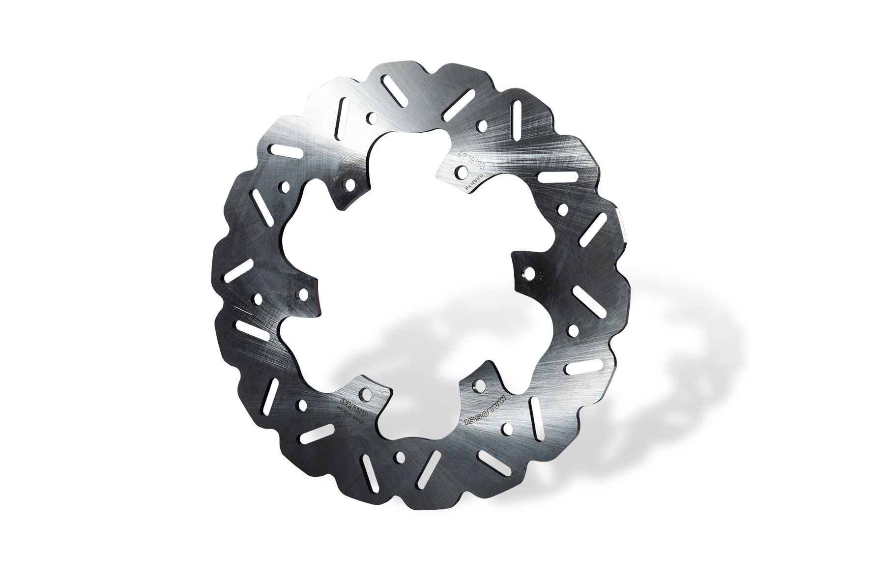 WHOOP DISC brake disc ext. Ø 220 - thickness 4 mm