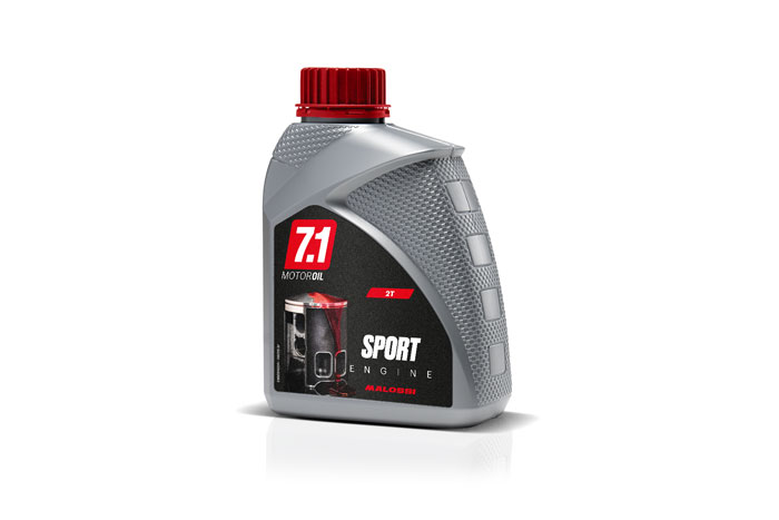 BOTTLE 7.1 2T OIL SPORT Engine (SAE 20W-30) 1L