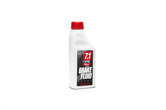 FLASCHE 7.1 SPORT Brake Fluid (DOT 4) 0.25L