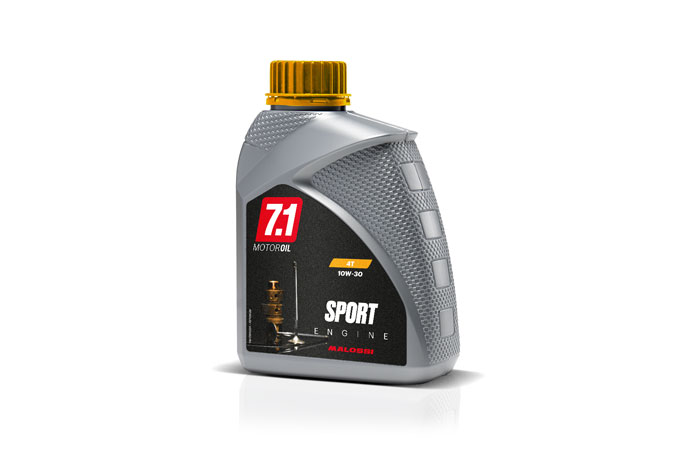 FLASCHE 7.1 4T OIL SPORT Engine (SAE 10W-30) 1L