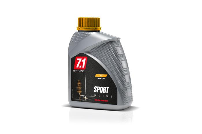 Frasco aceite motor 7.1 4T OIL SPORT Engine (SAE 10W - 30) 1L