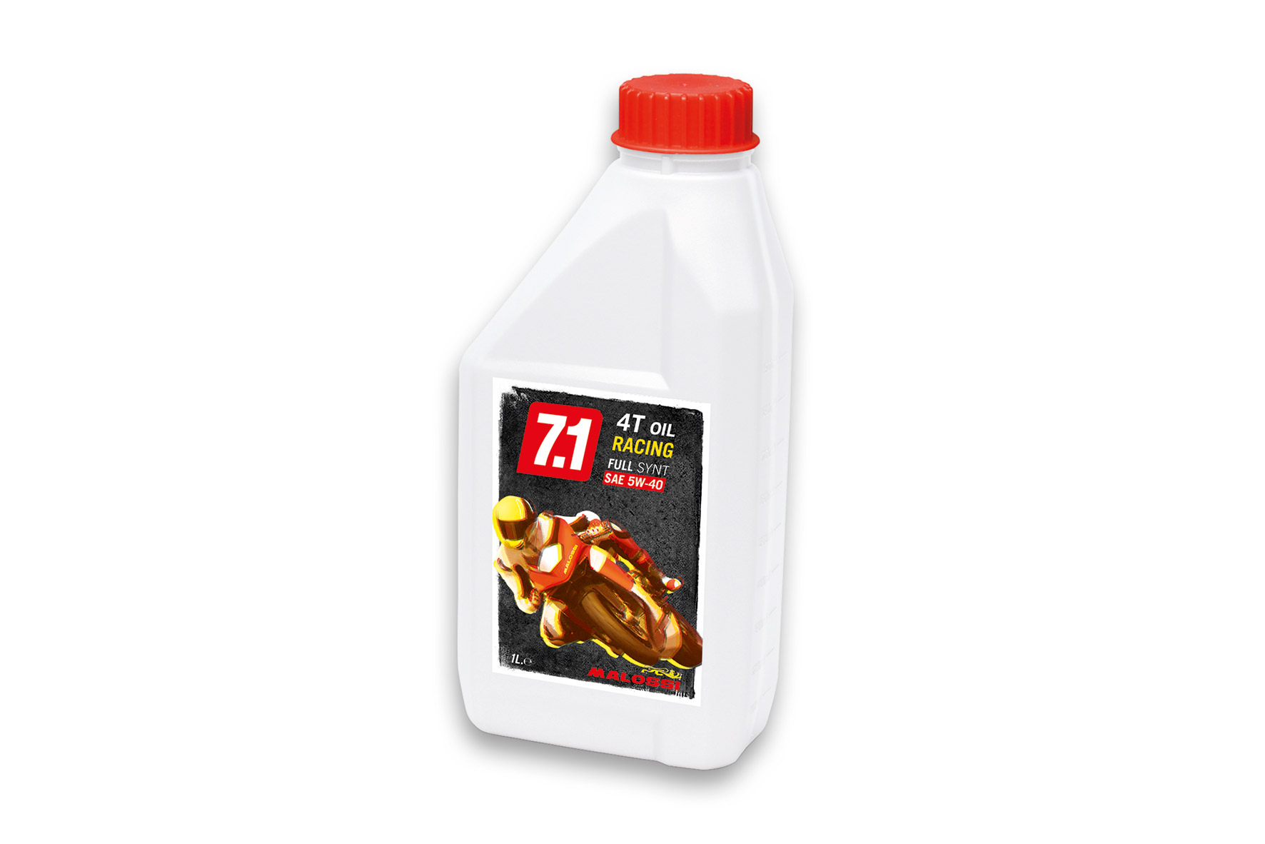 BOTTLE 7.1 4T OIL RACING Full Synt (SAE 5W-40) 1L -MOTO