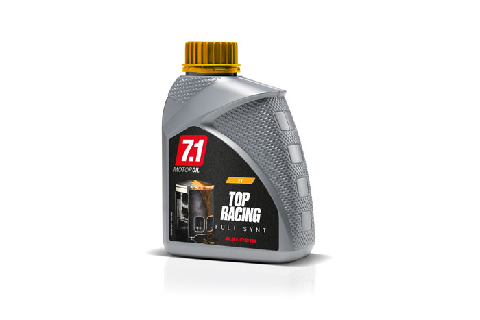 BOTTLE 7.1 2T OIL TOP RACING Full Synt 1L