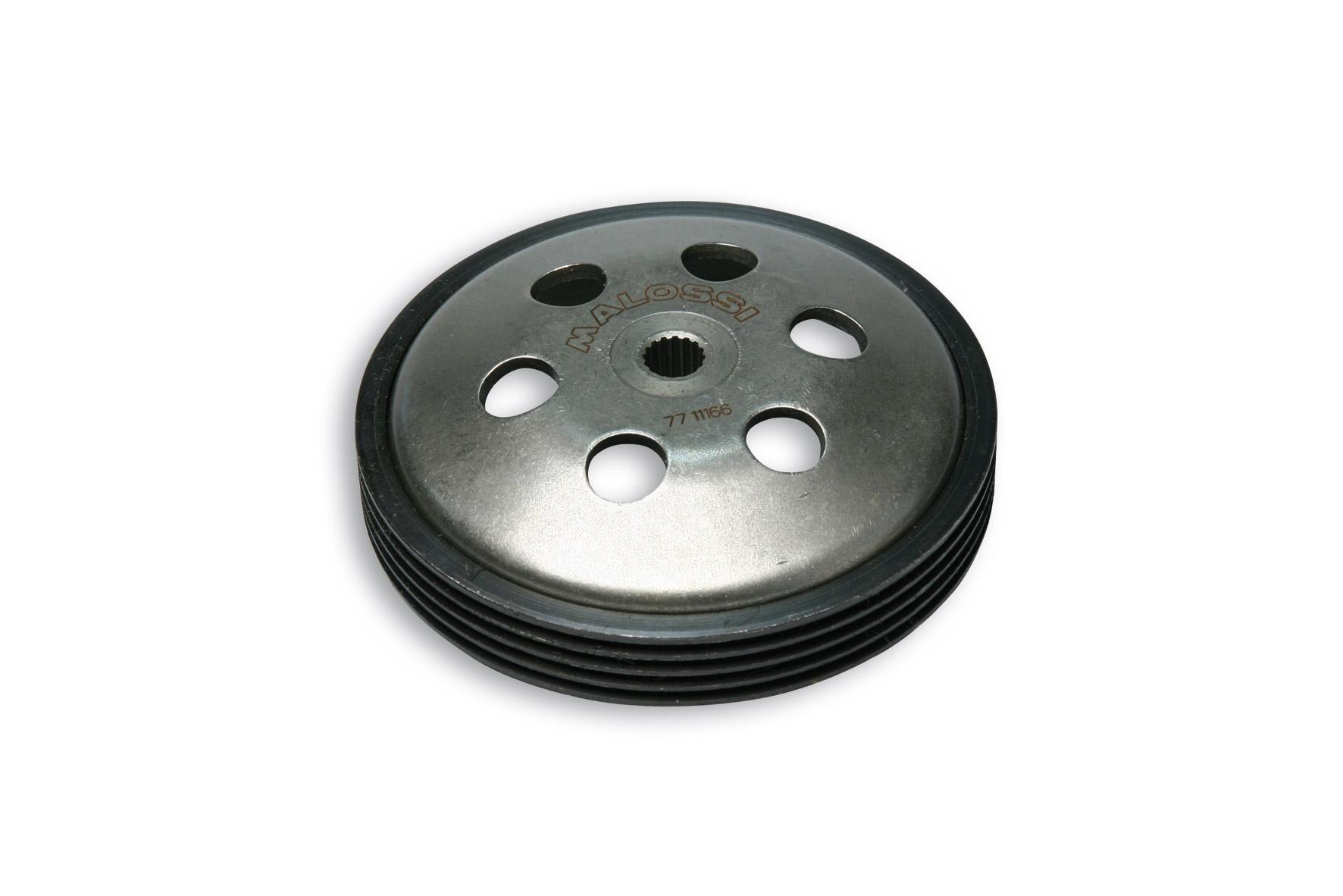 Campana frizione alettata WING CLUTCH BELL Ø interno 107 mm e peso 579 grammi per motori Yamaha - Minarelli