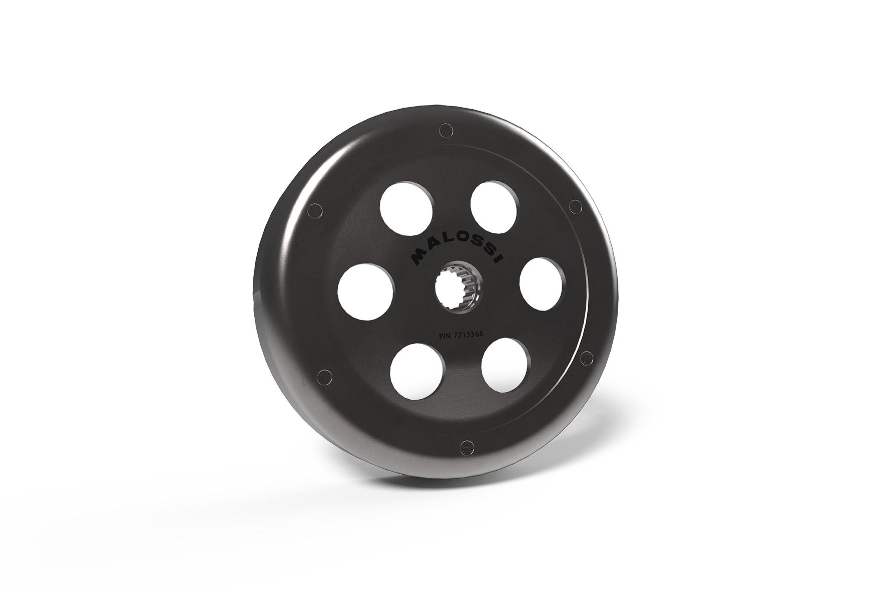 Campana frizione MAXI CLUTCH BELL Ø interno 135 mm e peso 947 grammi