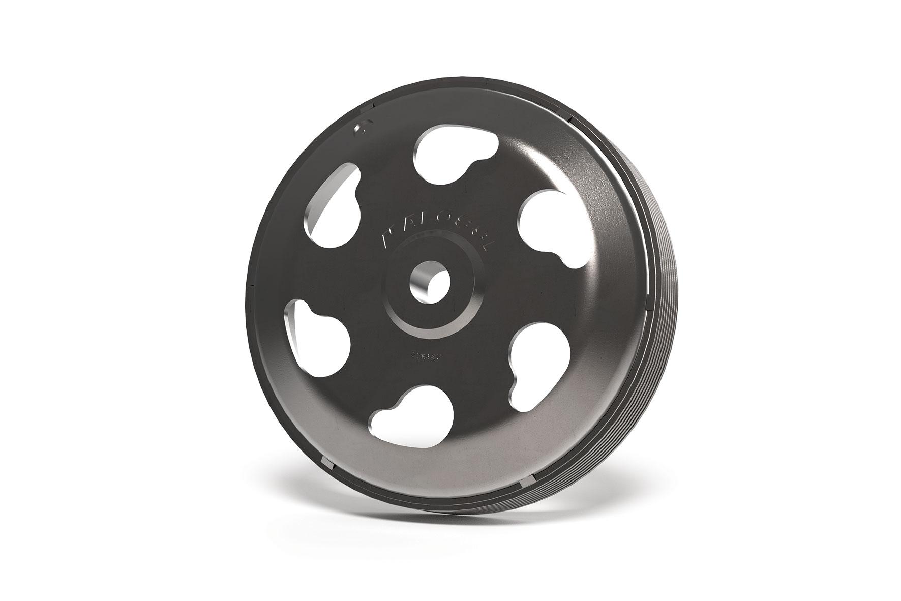 MAXI WING CLUTCH BELL Kupplungsgl. Innen Ø 160 mm WEIGHT 1664 gramm